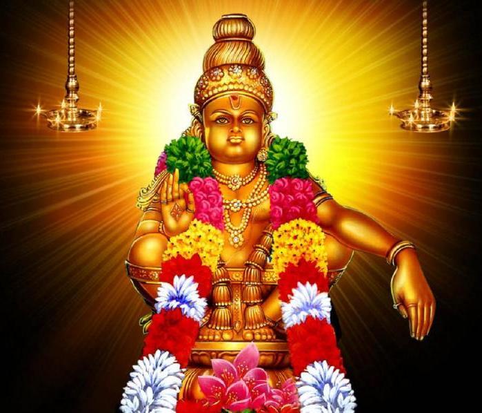 Lord Ayyappa saranu gosha