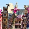 Dussera Navrathri celebrations