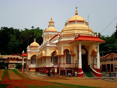 Famous Hindu Temples in Goa