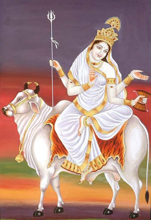 Goddess MahaGauri Matha