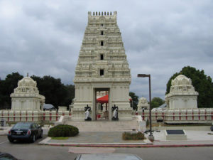 Famous Abroad Hindu Temples