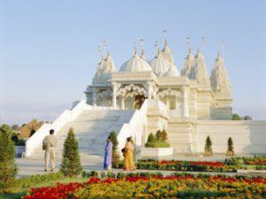 Hindu Temples in UK