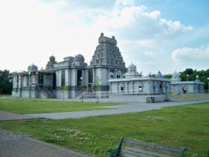 Lord Venkateshwara Temple in Birmingham, UK