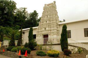 Sri Venkateswara (SV) Temple in Pittsburgh, USA