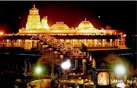 Mahalakshmi Golden Temple- Vellore