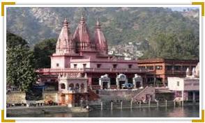 Haridwar Temples India