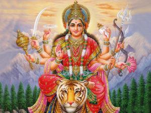 Goddess durga 108 names