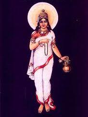 hindu goddess Bharmacharini image