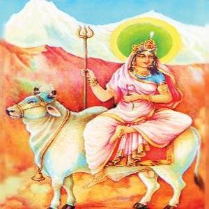 goddess shailputri pictures image gallery