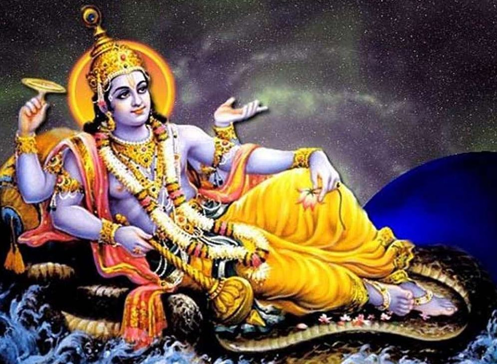 Vishnu different names Wallpaper
